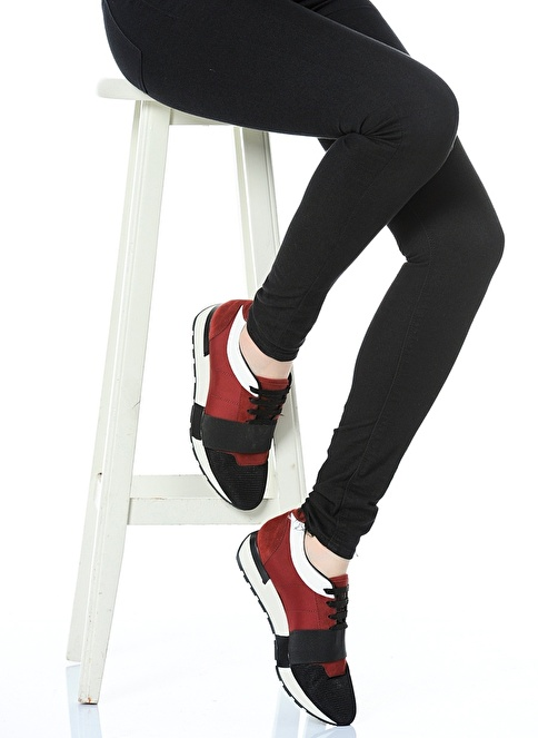 Derigo Sneakers Bordo